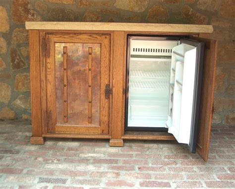 outdoor refrigerator cabinets google search cabinets pinterest copper tvs  console