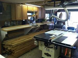 Brent's Garage Woodshop - The Wood Whisperer