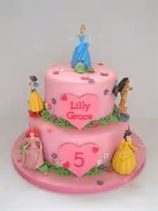 Disney Princess Birthday Cake Ideas