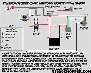 31 Best Images About Motorcycle Wiring Diagram On