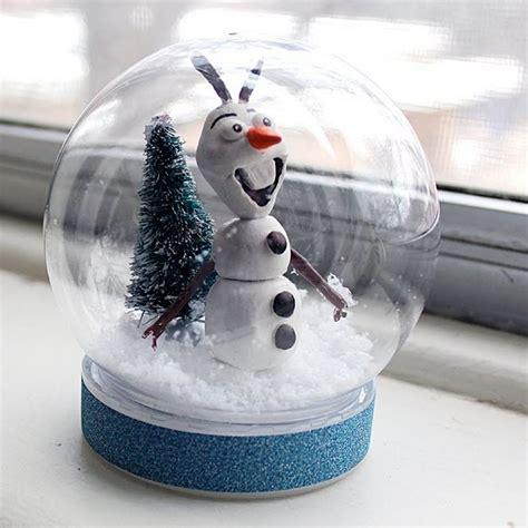 boule 224 neige faite maison 38 id 233 es de cadeaux ou d 233 coration
