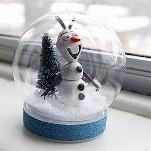 Boule à Neige : boule neige faite maison 38 id es de cadeaux ou d coration ~ Teatrodelosmanantiales.com Idées de Décoration