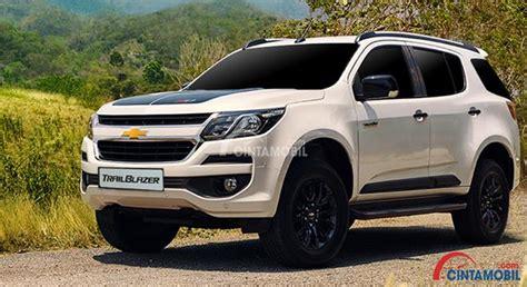 Gambar Mobil Gambar Mobilchevrolet Trailblazer by Review All New Chevrolet Trailblazer 2017 Indonesia