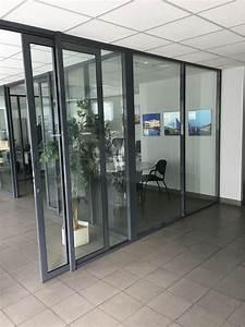 Vitre Pour Porte Intérieure : vitre pour cloison interieure cloisons ou sparations une ~ Dailycaller-alerts.com Idées de Décoration