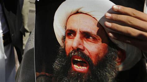 saudi arabia executes  people  prominent shiite