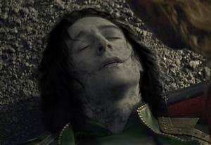 Loki's Death TTDW by palefire73 on DeviantArt