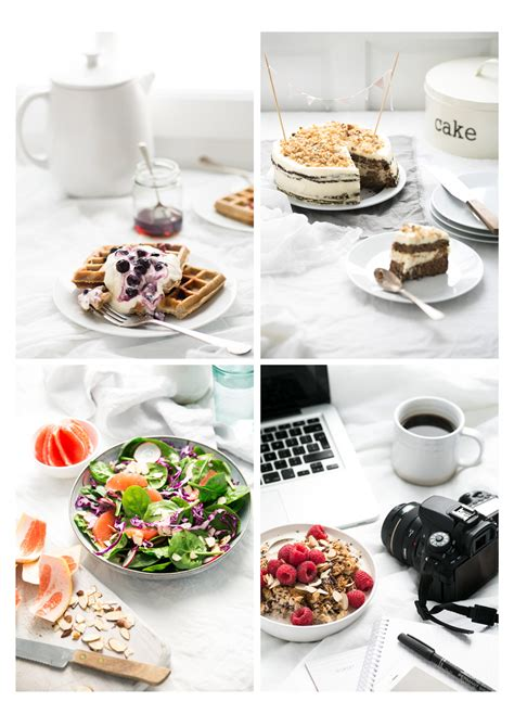 haves  beautiful natural food photography lighting