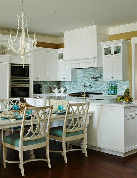 Beach House Kitchen With Turquoise Decor  Home Bunch. Kitchen Cabinet Radio. How To Remove Kitchen Wall Cabinets. Kitchen Cabinet Outlet Stores. How To Build Rustic Kitchen Cabinets. Hot To Paint Kitchen Cabinets. Kitchen Cabinet Soft Close Dampers & Buffers. Asian Style Kitchen Cabinets. Kitchen Cabinet Drawers