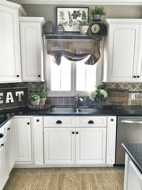 diy kitchen cabinet decorating ideas farmhouse kitchen decor shelf sink in kitchen diy