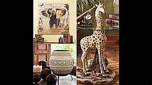 Dekoration Afrika Style : ihre wohnung mit afrika deko einrichten youtube ~ Sanjose-hotels-ca.com Haus und Dekorationen