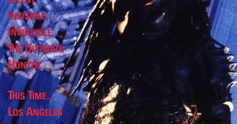 The Geeky Guide To Nearly Everything [movies] Predator 2
