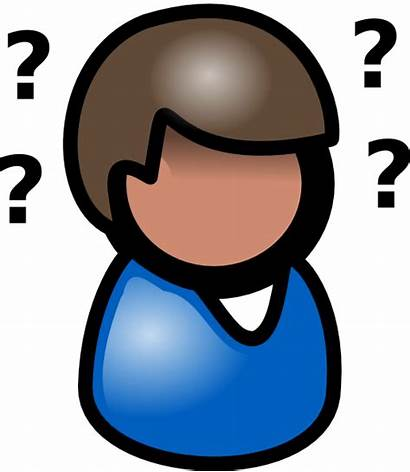 Thinking Clip Clipart Person Animated Think Cartoon