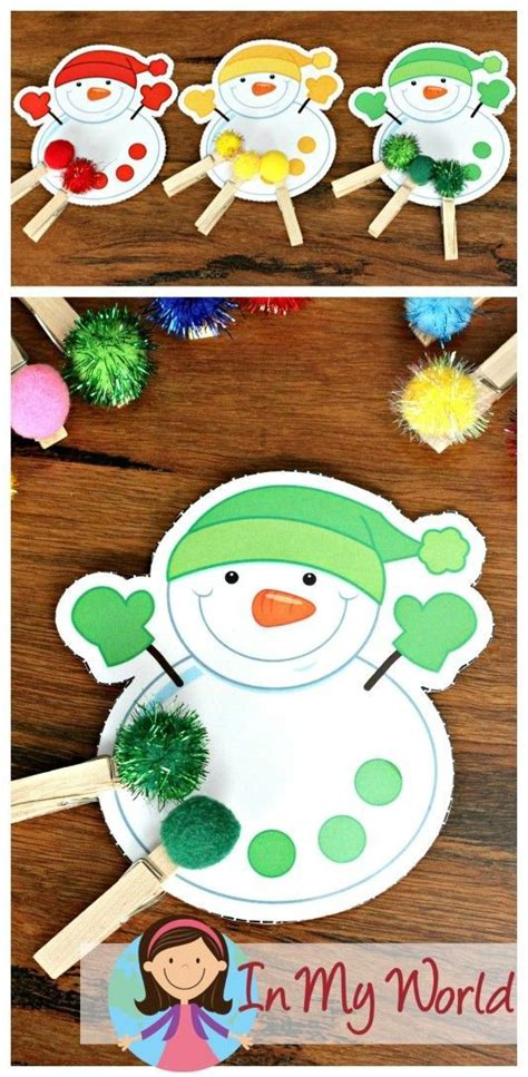 best 25 preschool winter ideas on winter 269 | a446eb54699657d9a199ad9e9453846e preschool centers winter activities for kids