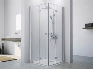 Badspiegel 80 X 80 : duschkabine mit eckeinstieg fp63 hitoiro ~ Bigdaddyawards.com Haus und Dekorationen
