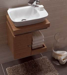 Waschbecken Klein Mit Unterschrank : kleiner waschtisch mit unterschrank haus renovieren ~ Markanthonyermac.com Haus und Dekorationen
