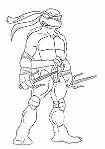 Tmnt Coloring Pages - Coloring Home