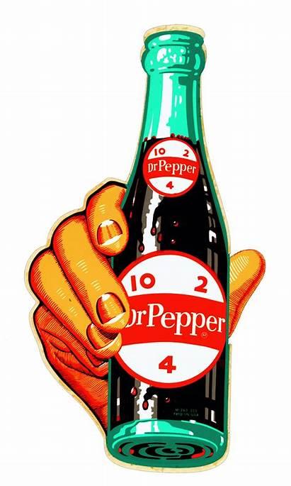 Pepper Dr Bottle Soda Drink Coke Advertising