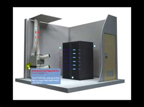 portable air conditioner server room cooling coolcube