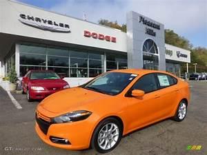2013 Header Orange Dodge Dart Rallye #71914920   GTCarLot ...