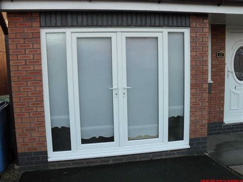 convert garrage door to windows window garage conversion home improvements