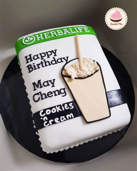 Top herbalife shake flavors lists worth trying fat loss planner. Herbalife Nutrition Birthday Cake - Health and Traditional Medicine