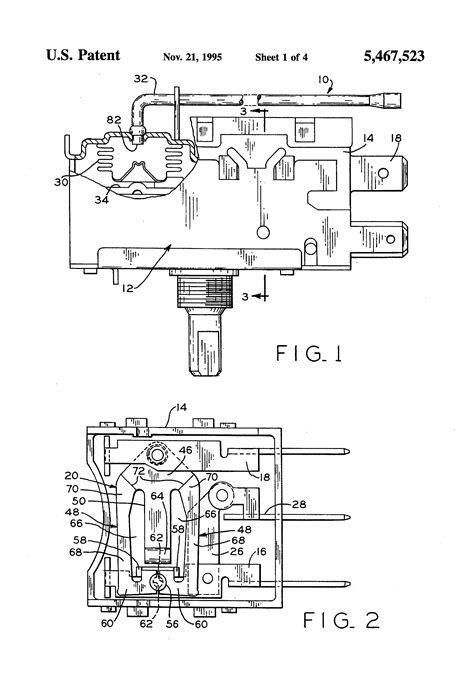 Patent US5467523 - Method for assembling and calibrating a