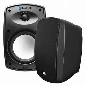 Patio Speaker Pair - Osd Audio Btp-650