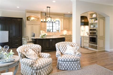 kitchen family room ideas how to decorate a kitchen dining room and family room