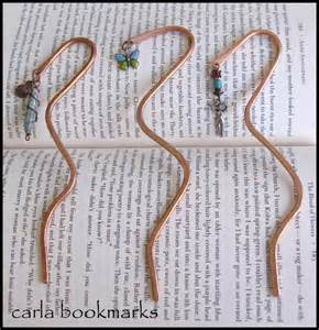 Copper Wire Bookmark