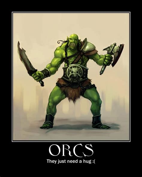 Orc Meme - humor retro rpg page 3