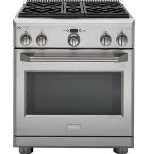 zgpnrss ge monogram  natural gas professional range   burners stainless steel