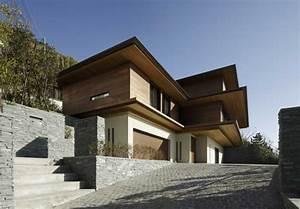 Einfamilienhaus Hanglage Planen : haus am hang bauen die besonderen anforderungen der ~ Lizthompson.info Haus und Dekorationen