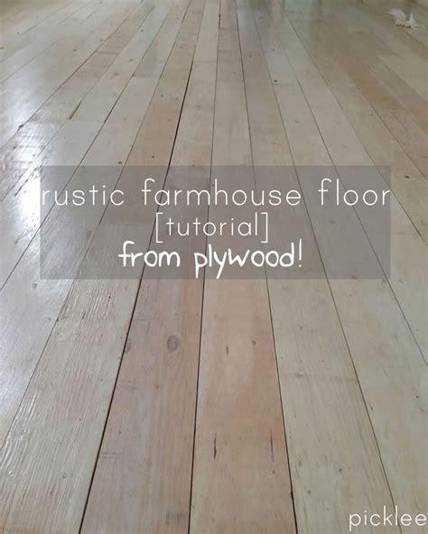 diy plank flooring diy wood plank floors cafemom