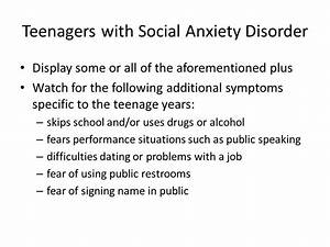 anxiety when is it more than just a phase ppt video With fear of public bathrooms phobia name