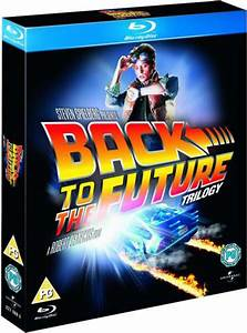 Back To The Future Trilogy Blu