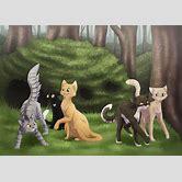 Warrior Cats Firestar And Sandstorm Fanfiction | Best | Free |