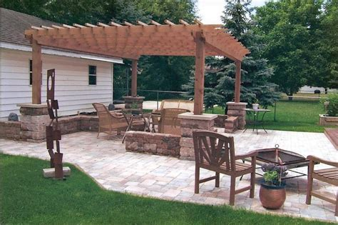 custom design patios more