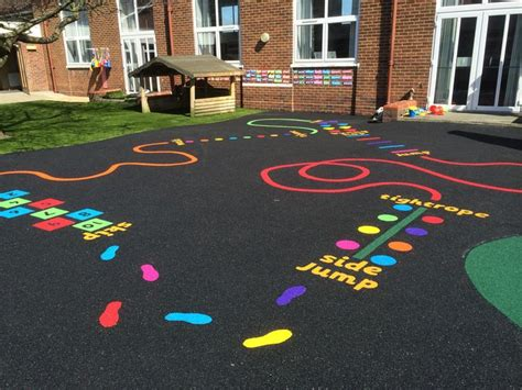 Poured Rubber Flooring Suppliers by 1000 Ideas About Playground On