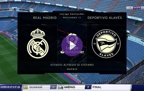 Preview: Real Madrid vs. Alaves on beIN SPORTS