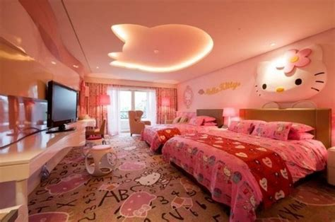charming pink kids bedroom design decorating ideas lmolnar