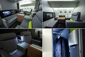 First Class Living : airlinetrends tam s new first class recreates a living room up in the air ~ Markanthonyermac.com Haus und Dekorationen