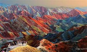 The Rainbow Mountains Of China Need To Be Seen To Be Believed