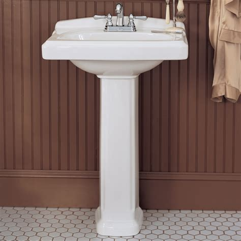 williamsburg pedestal sink home depot ted s april 2007 archives