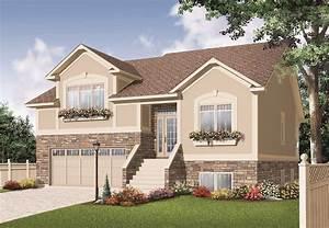 Split Level House Plans Modern Home Design Modern Split ...
