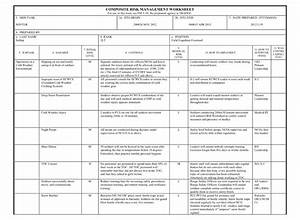 Dd Form 2977 Deliberate Risk Assessment Worksheet Replaced