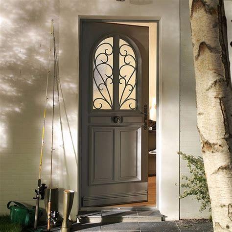 porte dentree de maison bois aluminium  pvc lille