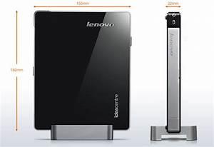 Lenovo Claim World39s Smallest Desktop PC With IdeaCentre