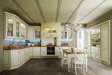 Country Kitchen Designs In Different Applications