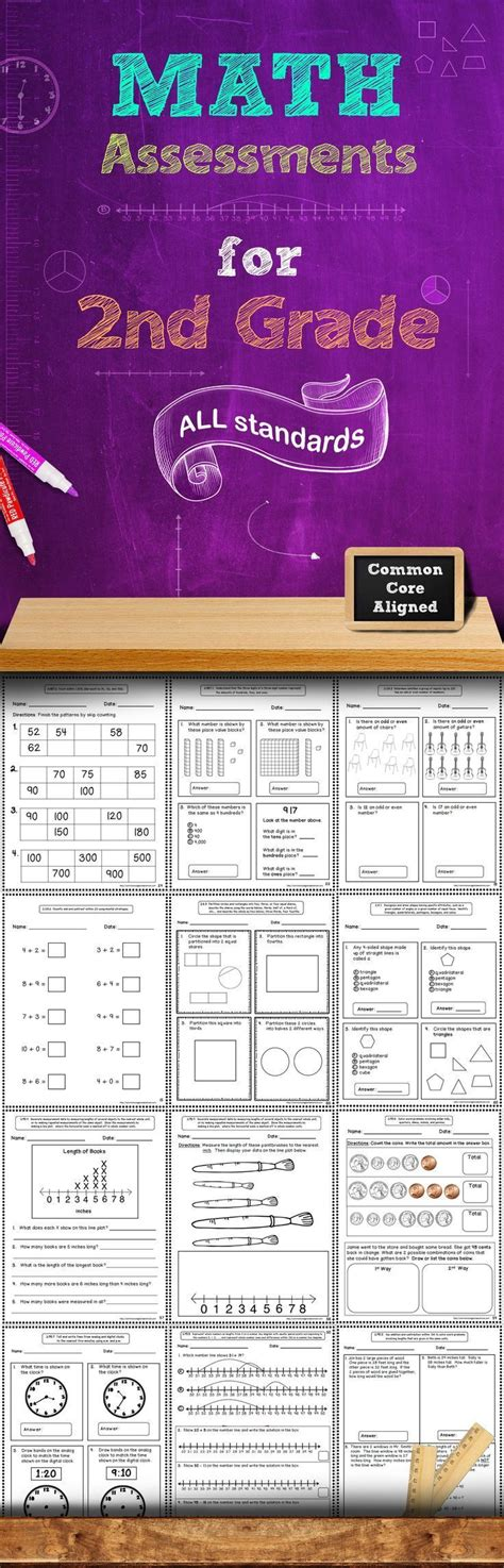 Informal Math Assessment Second Grade  1000 Images About 2nd Grade Math Teks On Pinterest Place