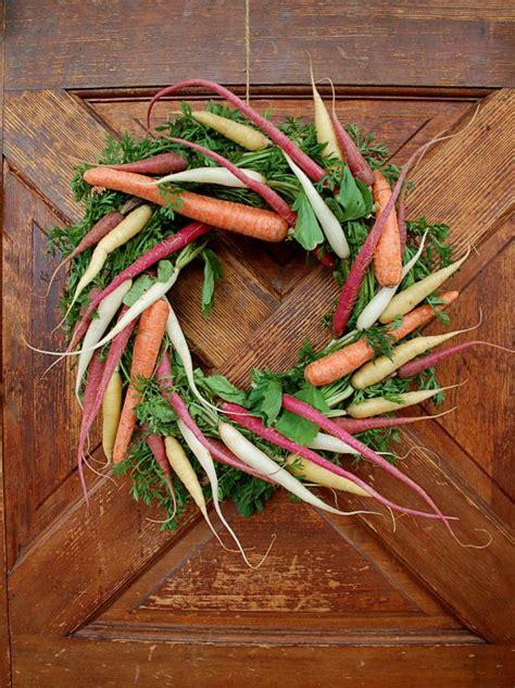 create   vegetable wreaths hgtv
